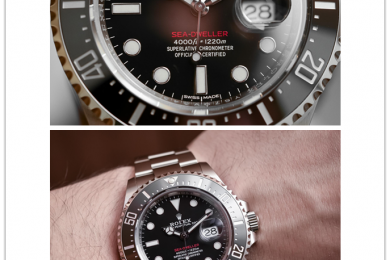 replica Rolex Sea Dweller watches
