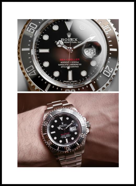 replica Rolex Sea Dweller watches
