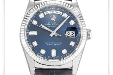 Why Choose Rolex Oyster Perpetual Replica Watches Week Calendar II