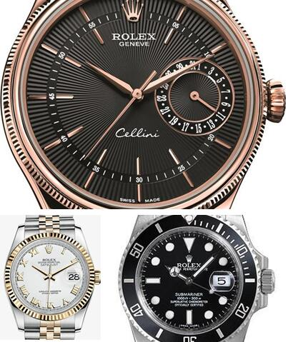 What is the biggest difference between Rolex and Omega