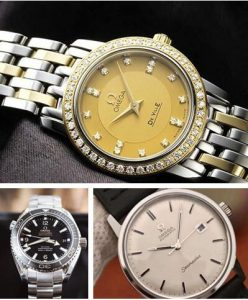 Why do men like Rolex and Omega watches