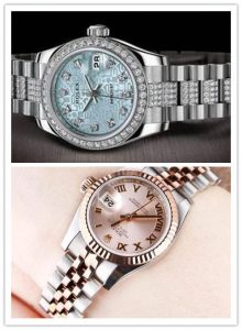 20 Best Rolex Replcia Watches For Female