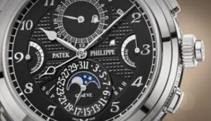 Unlimited elegance Patek Philippe Complications replica watch Innovative Admiration