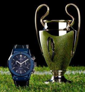 Liverpool's Six-degree Champion Champions League Hublot Watches Witnesses The Final Moment